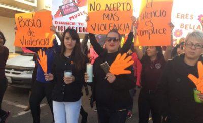 piden eliminar la violencia contra las mujeres