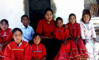 EDUCACIÓN COMUNITARIA INDÍGENA, AGOSTO 2019