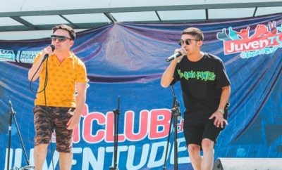 cantantes