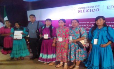 Alumnas ganadoras