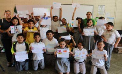 dibujos.entorno-niños